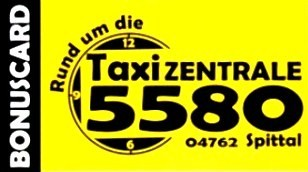 taxi zentrale spittal